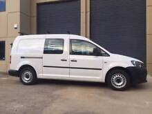 2013 Volkswagen Caddy Van/Minivan Freshwater Manly Area Preview