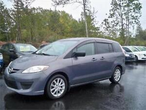 GREAT DEAL! 2010 Mazda5 GS- 6 PASSENGER , NEW MVI!
