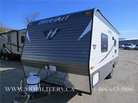 **TRAVEL TRAILER FOR SALE! **$67.03 BIWKLY! **$1000 IN PARTS INC