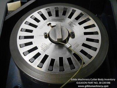 6.250 Gleason Rsr-r Gear Cutter Head 30 220 048
