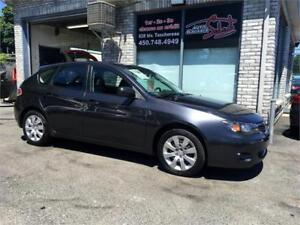 2009 SUBARU IMPREZA 2.5I HAYON  ***MANUAL 5 SPEED***
