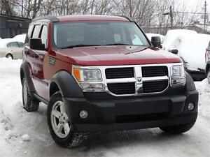 2007 Dodge Nitro SE AWD , CERTIFIED