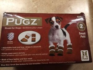Pugz boots for dogs - Small