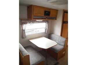 2003 Jayco Kiwi Too 26S Ultra Lite Travel Trailer with Slideout Stratford Kitchener Area image 11