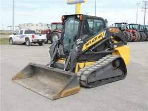 2013 New Holland C238, 90HP, 3800 LB   Hi-Flow  Track loader SSL
