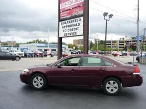 2007 Chevrolet Impala LT SAFETY INCLUDED