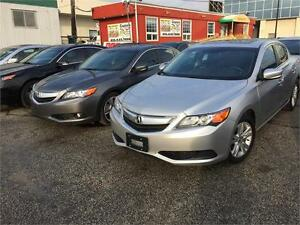 2013 Acura ILX Premium Pkg - 2 TO CHOOSE FROM