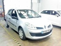 Renault CLIO EXTREME-Finance Available to People on Benefits and Poor Credit Histories-