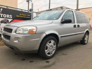 2009 Chevrolet Uplander FIX YOUR CREDIT TODAY