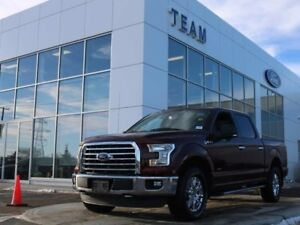 2015 Ford F-150 XLT, SYNC, CRUISE, AIR CONDITIONING, TOW PACKAGE