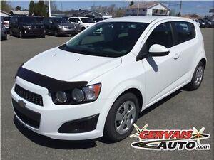 Chevrolet Sonic LS A/C Hatch Automatique 2014