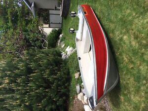 10' Harbercraft Aluminum Fishing Boat For Sale!