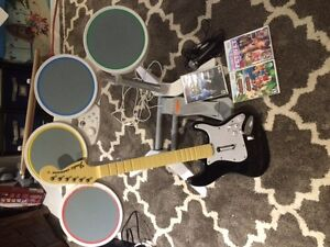 Rock Band pour WII