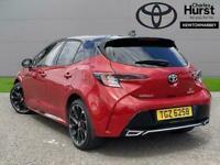 2021 Toyota Corolla 2.0 Vvt-I Hybrid Gr Sport 5Dr Cvt [Bi-Tone] Auto Hatchback H