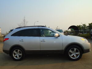 SOLD!!!!!!!!!!!!!!!!!!!!2007 Hyundai Veracruz LTD ED-AWD-LEATHER