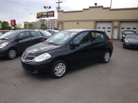 Nissan Versa 2010 usage a vendre -Automat-Air-GrElect-JamaisAcci