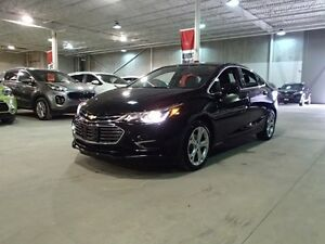 2017 Chevrolet Cruze PREMIER, AUTO, LEATHER