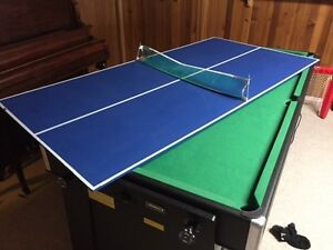 Halex 4-in-1 game table