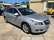 2010 Holden Cruze JG CDX Silver 6 Speed Sports Automatic Sedan Park Holme Marion Area Preview