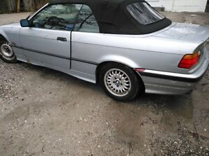 1994 BMW 325i Convertible - SUMMER READY!