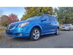 2007 PONTIAC VIBE *LEATHER, SUNROOF, DVD*