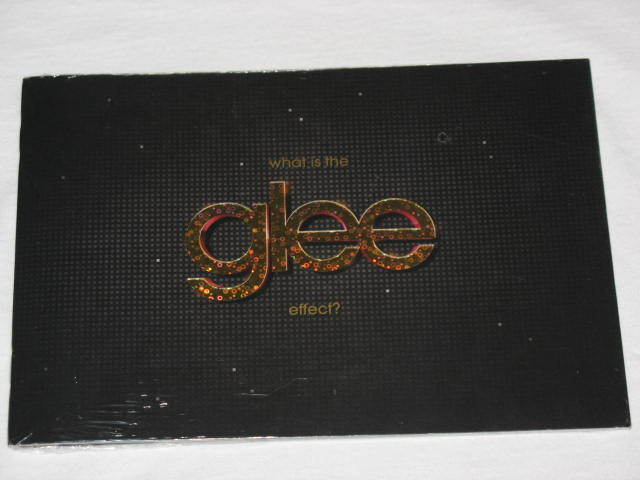 GLEE Tv Show 2011 Fox FYC dvd Emmy Nominee For Your Consideration NEW & RARE