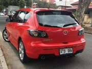 2008 Mazda 3 BK1032 SP23 True Red 6 Speed Manual Hatchback West Hindmarsh Charles Sturt Area Preview