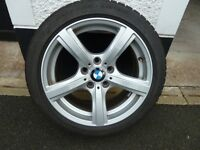 BMW Z4 Winter wheels and tyres - 225/45 R17