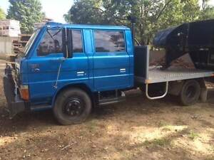 AUCTION - Ford Trader Dual Cab Truck Forrestfield Kalamunda Area Preview