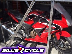 2017 HONDA On Road CBR 300 RAH   CBR with Abs Red