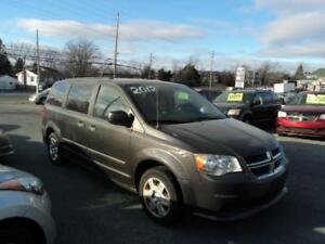 GREAT DEAL!  2012 GRAND CARAVAN 6990$ ONLY!!! NEW MVI AND WARRAN