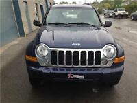 JEEP LIBERTY LIMITED 2006 4X4 185000KM AUTOMATIC
