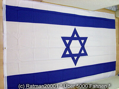 Fahnen Flagge Israel - 1 - 150 x 250 cm