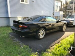 1998 Chevrolet Camaro Z28 with SS options