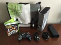 LIMITED Edition HALO Xbox 360 Slim 250 GB HDD
