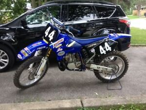 2003 YZ 250R, 2 stroke with ownership