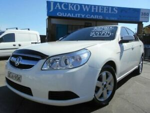 2007 Holden Epica EP CDX White 5 Speed Automatic Sedan Bankstown Bankstown Area Preview