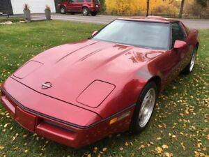 1990 Corvette - PRICE SLASHED $1650!