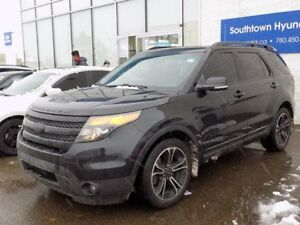 2015 Ford Explorer SPORT/7PASS/NAV/LEATHER/PANO ROOF
