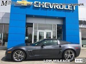 2012 Chevrolet Corvette Grand Sport 2LT w/1SB