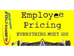 All In Stock Suzuki Cruisers On Sale - Employee Pricing Event