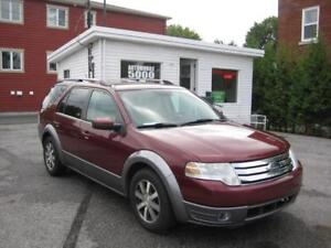 2008 Ford Taurus X SEL, AUT, 7 PASSAGER