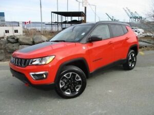 2017 Jeep COMPASS Trailhawk (PANORAMIC ROOF, NAVIGATION, HEATED