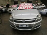 2005 Holden Astra AH CD 4 Speed Automatic Coupe Mordialloc Kingston Area Preview