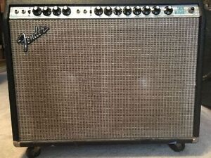 1977 fender twin reverb excellent condition all new power tubes