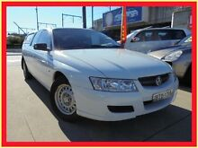 2005 Holden Crewman VZ White 4 Speed Automatic 4D Utility Holroyd Parramatta Area Preview