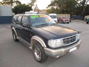 2 GRAND 1999 Ford Explorer Wagon (1BJR572-A5033) Mandurah Mandurah Area Preview