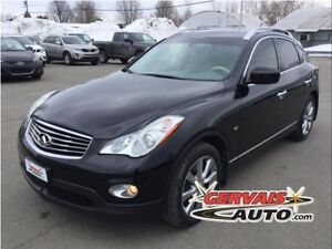 Infiniti QX50 AWD Cuir Toit Ouvrant MAGS 2015