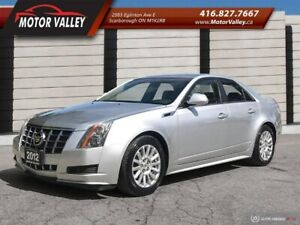 2012 Cadillac CTS Sedan 3.0L 1-Owner No Accident!