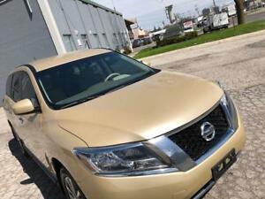 2013 Nissan Pathfinder S 7,PASSENGER SERVICE RECORD AVAILABLE